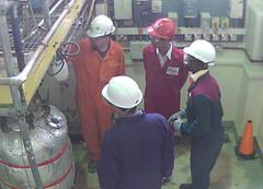 Simulation exercise at HESS Chemicals_ University of Surrey 2011 (5)