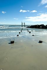 59th Street Pier (Nunziray) Tags: ocean new city storm weather newjersey destruction sandy hurricane nj disaster jersey oceancity oc raynunzi hurricanesandy