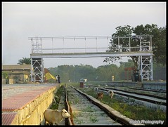 Tezpur Gauge Conversion Still not completed (bipinprk91) Tags: conversion indian assam railways gauge tezpur sonitpur