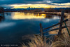 Teton Sunrise at Cache Bridge (James Neeley) Tags: sunrise idaho grandtetons tetons driggs tetonriver jamesneeley idahoside cachebridge lsc2014