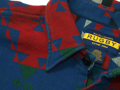Rugby / Vermont Workshirt (yymkw) Tags: vermont rugby workshirt