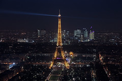 View from Tour Montparnasse (southerncal88) Tags: nightphotography paris france night nightlights nightshot eiffeltower cityscapes nightshots parisatnight nightscenes nightpics nightsbestimages