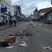 Trash in Ushuaia