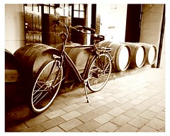 game bike tile fun wine flipit vat tablet ios android... (Photo: Andy McPhoto on Flickr)