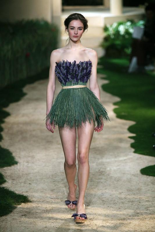 Paris Fashion Week Haute Couture Spring/Summer 2013 - Zahia Dehar - WENN.com