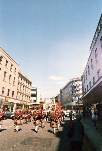 Argyle Street 1980s