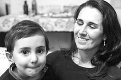 Agata & Elisabetta (tullio dainese) Tags: people blackandwhite monochrome person persona monocromo persone grayscale biancoenero scaladigrigio