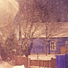 IMG_3168 (Hiki_Komori) Tags: winter snow night canon country snowstorm 7d motherland tamron1750 parcola