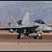 F/A-18F Super Hornet - 166619 / 227 - US Navy