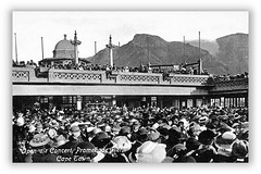 Open Air Concert on the Promenade Pier, Cape Town (HiltonT) Tags: capetown devilspeak promenadepier