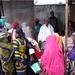 Throngs at Mopti's indoor market