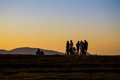 Horizon (leocsaad) Tags: family sunset sol sunrise set sun monte verde mountain montanha view nascer do caminhar correr run walk amanhecer familia watching dawn dusk minas gerais so paulo camanducaia larry