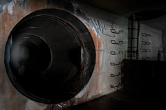703_3077 (M Falkner) Tags: urban underground concrete tank flood tunnel drain management watershed subterranean exploration sewer overflow ue urbex cso draining keelesdale