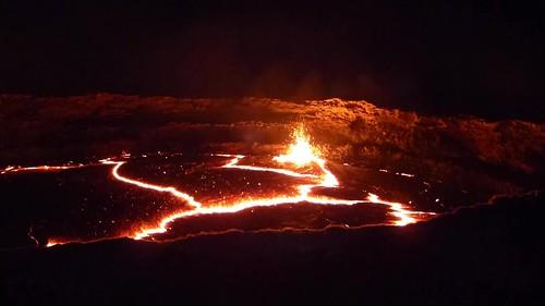 Irta'Ale lava lake