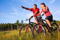 AdobeStock_51165340 (monestirsantsalvi) Tags: action activity adults bicycle bike countryside couple cycle cycling cyclist enjoyment exercise family field fitness friendship grass health healthcare healthy hike hobbies holidays joy leisure lifestyles man mature meadow moving outdoors people person recreational relationships relaxation ride seasons sports summer summertime togetherness traveling trip two vacations vitality walking woman young