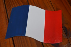 The flag of France painting on the island of Saint Martin (RYANISLAND) Tags: france french saintmartin stmartin saint st collectivity martin collectivityofsaintmartin collectivité collectivitédesaintmartin marigot frenchcaribbean frenchwestindies thecaribbean caribbean caribbeanisland caribbeanislands island islands leewardislands leewardisland westindies indies lesserantilles antilles caribbees