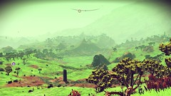 Electronic Exobiology (peterlmorris) Tags: videogame nomanssky hellogames sciencefiction space spaceship fighter starfighter animal alien