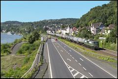 BayernBahn 151 119 (Patrick van Hattem) Tags: wallen dattenberg railroad train rail