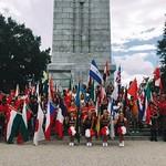 Parade of Flags at Packapalooza.