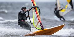 1DXA4504_Lr6_274s1s (Richard W2008) Tags: barassie troon windsurfing scotland waves action sport water weather wind
