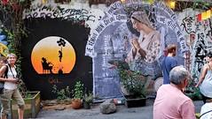 Artist #ottoschade und #madamemoustache  Berlin #hausschwarzenberg (StreetartMerlin007) Tags: otto madame ottoschade madamemoustache berlin streetart art love urbanart graffiti hackescher markt hackesche hfe