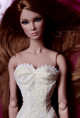 Eden ( Ardelia & Nicle ) Tags: fashion royalty doll 16 eden never ordinary ooak enhancement reroot