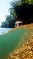 In a New Light: Apostle Islands - Jade, 16