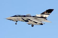 Tornado GR4 ZA398 IIsqn Shiny Two 100 year Special tail-1 (markranger) Tags: za398 shinytwo raf marham tornado gr4a fastjet iisqn 2sqn