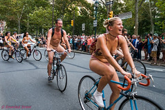 Philadelphia Naked Bike Ride (unveiledstreet) Tags: allrightsreserved candid copyright2016 pnbr philadelphia philly phillynakedbikeride photography ride rittenhouse rittenhousesquare bicycle bike naked street tits breast female woman girl penis balls nuts scrotum dick male man guy