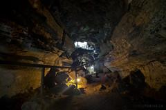 Lava Tunnel at Rancho El Chato 2, Galápagos, Ecuador