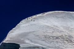 IMG_20160823_C700D_119.jpg (Samoht2014) Tags: bergsteiger breithorn kleinmatterhorn landschaft zermatt valledaosta italien
