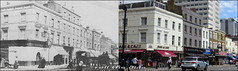 Edgware Road`1906-2016 (roll the dice) Tags: london londonist westminster w2 paddington marylebone edgwareroad old oldandnew pastandpresent hereandnow streetfurniture architecture local history traffic bygone westway nostalgia sad mad muslim arabs changes collection fashion shops shopping nw8 edwardian victorian vanished demolished bt ornate lamp lights people bakeandcake windows chimney food blinds phone canon tourism