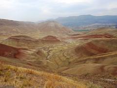 Painted Hills, Oregon (Rucksack Zen) Tags: paintedhills oregon