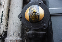 Intra Larue 814 (intra.larue) Tags: intra urbain urban art moulage sein pecho moulding breast teta seno brust formen tton street arte urbano pit paris france boob urbana peto tetta