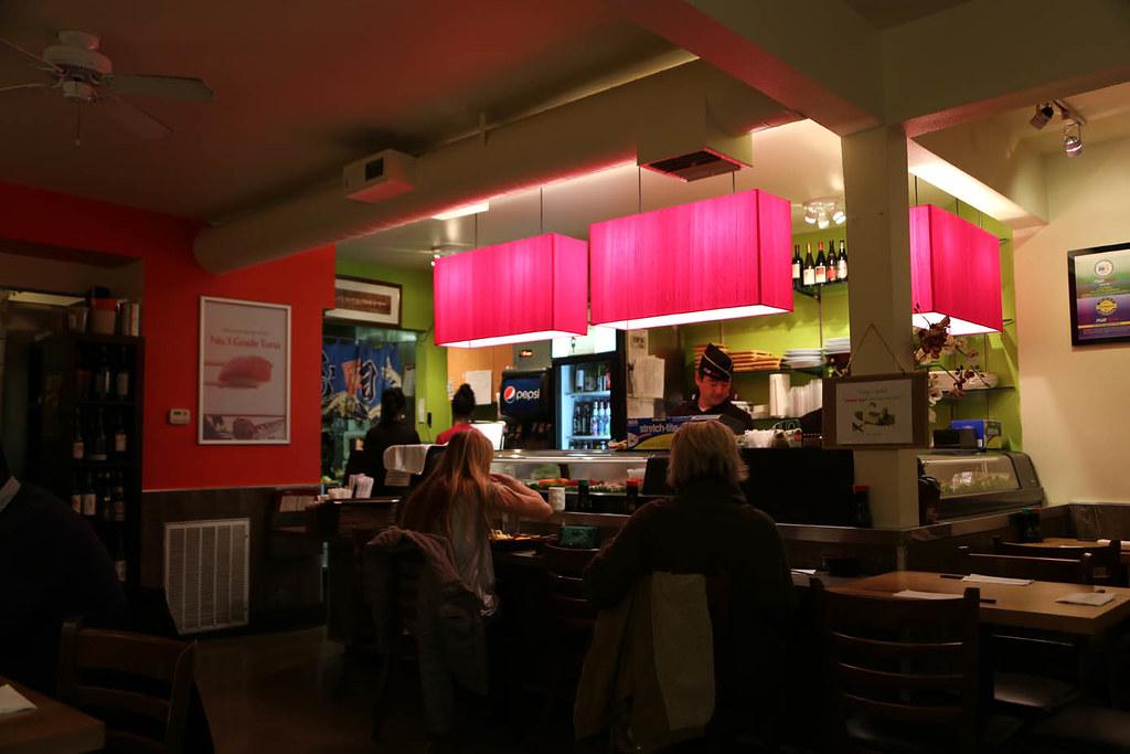 Best Sushi Restaurant In Beaverton