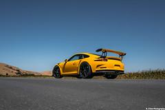 Signal Yellow (kchow510) Tags: porsche 911 gt3rs cars signalyellow bbswheels