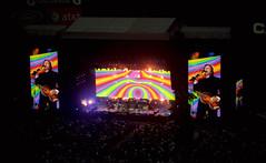 Magical Mystery Tour (John J. Genna) Tags: paulmccartney thebeatles concert show live rocknroll rock yankeestadium thebronx newyorkcity nyc kodakportra160vc 160vc
