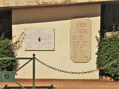 First Special Service Force Memorial - Roquebrune-Cap-Martin, Alpes-Maritimes, France (3D-Stretch) Tags: first special service force wwii second world war deuxime guerre mondiale south france alpesmaritimes alpes 06 maritimes paca provencealpesctedazur provence cte cote dazur azur roquebrunecapmartin roquebrune cap martin