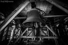20160724-DSC03340 (Fooß) Tags: sw bw blackandwhite black white schwarzweis schwarz weis glocke kirche turm bell tower glockenturm deutschland rheinlandpfalz
