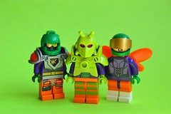 Killer Moth (th_squirrel) Tags: lego dc comics minifigs minifig minifigures minifigure killer moth