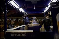 (Massimo Cerrato) Tags: work beer night streetbar
