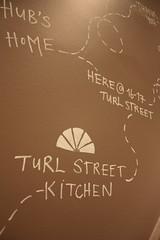 TSK Opening (Student Hubs) Tags: wall writing restaurant opening chalkboard turlstreet tsk turlstreetkitchen tskopening