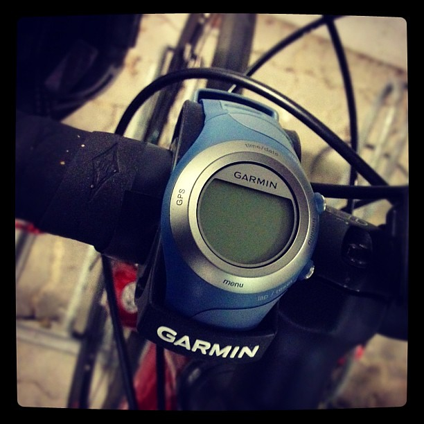 @Garmin, your battery endurance really sucks.