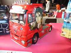 MAQUETTE CAMION REPLICA 2012 (hayes69) Tags: truck collection exposition lorry camion montage maquette scalemodel lkw modelereduit camionsdautrefois