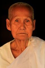 Cambodge: none dans un monastre  Krati. (claude gourlay) Tags: asia cambodge cambodia kambodscha khmer none buddha buddhist religion monk buddhism bouddha asie monastre cambodja bouddhisme camboya kampuchea moine cambogia asiedusudest buddhisme sudestasiatique krati krachen claudegourlay