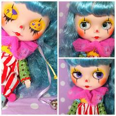 Custom #6: The little clown girl