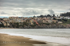 Houses of the Seacliff area of the beach in San Francisco (FRESHPhotoLive) Tags: beach landscape community seacliff hdr 70200mm 4exp freshphotography canon5dmk3 freshphotoblog