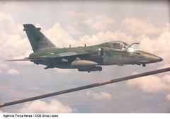 Aeronave A-1A Fazendo REVO (Força Aérea Brasileira - Página Oficial) Tags: brazil df bra a1 brasilia voo revo caça aeronave forçaaéreabrasileira cecomsaer fotosilvalopes operaçãoágata fac105 luizalbertodasilvalopes forçaaéreacomponente105 ágata6