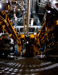 Engineroom (Stian Jacobsen) Tags: sea norway canon boat technology offshore oil metz supply pocketwizard strobist gulfmark northpromise