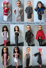 Project Project Runway Katology2012 (katbaro) Tags: doll sewing projectrunway dollclothes projectprojectrunway
